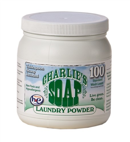 Charlie's Soap Laundry Powder - 100 Load