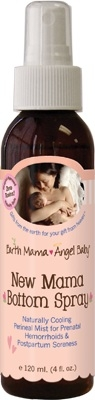 Earth Mama Angel Baby - Mama Bottom Spray