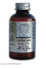 Hosie Naturals Love Your Labor Birthing Oil