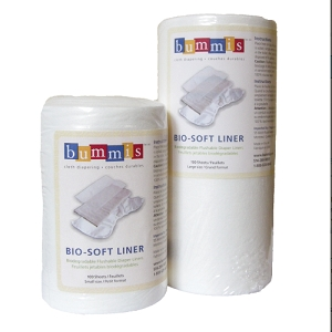 Bummis Bio-Soft Diaper Liner - Small