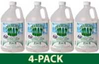 Charlie's Soap Liquid Laundry - Gallon Refill 4 pack