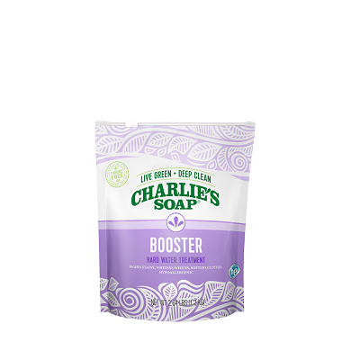 Charlie's Soap Laundry Booster And Water Softener