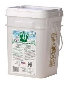 Charlies Soap Laundry Powder - 1200 Loads (Replaces 32 LB Bucket)