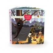 Apple Park Who The Owl Gift Set