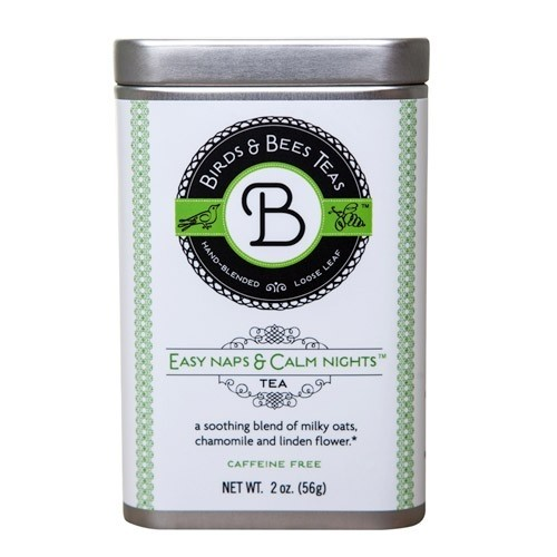 Birds & Bees Teas - Easy Naps & Calm Nights - 2 Oz Tin