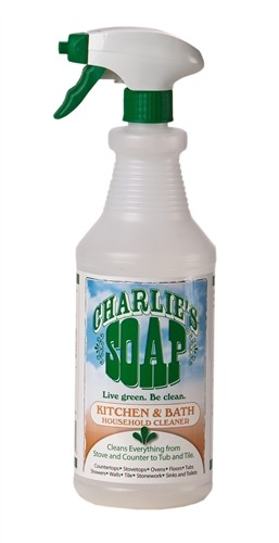 Charlie's Kitchen And Bath Natural Cleaner