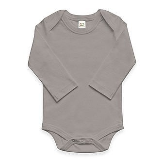 Colored Organics Long Sleeve Bodysuit
