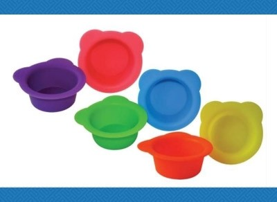 Dippy Cups - Assorted Colors